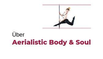 Lisa Lagler, Gründerin und Inhaberin von Aerialistic Body & Soul