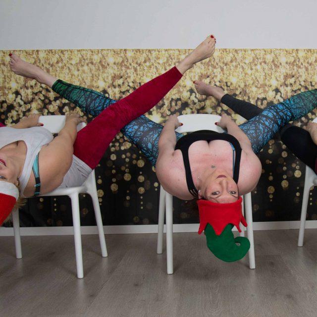 Weihnachtliche Workshops bei Aerialistic Body & Soul
