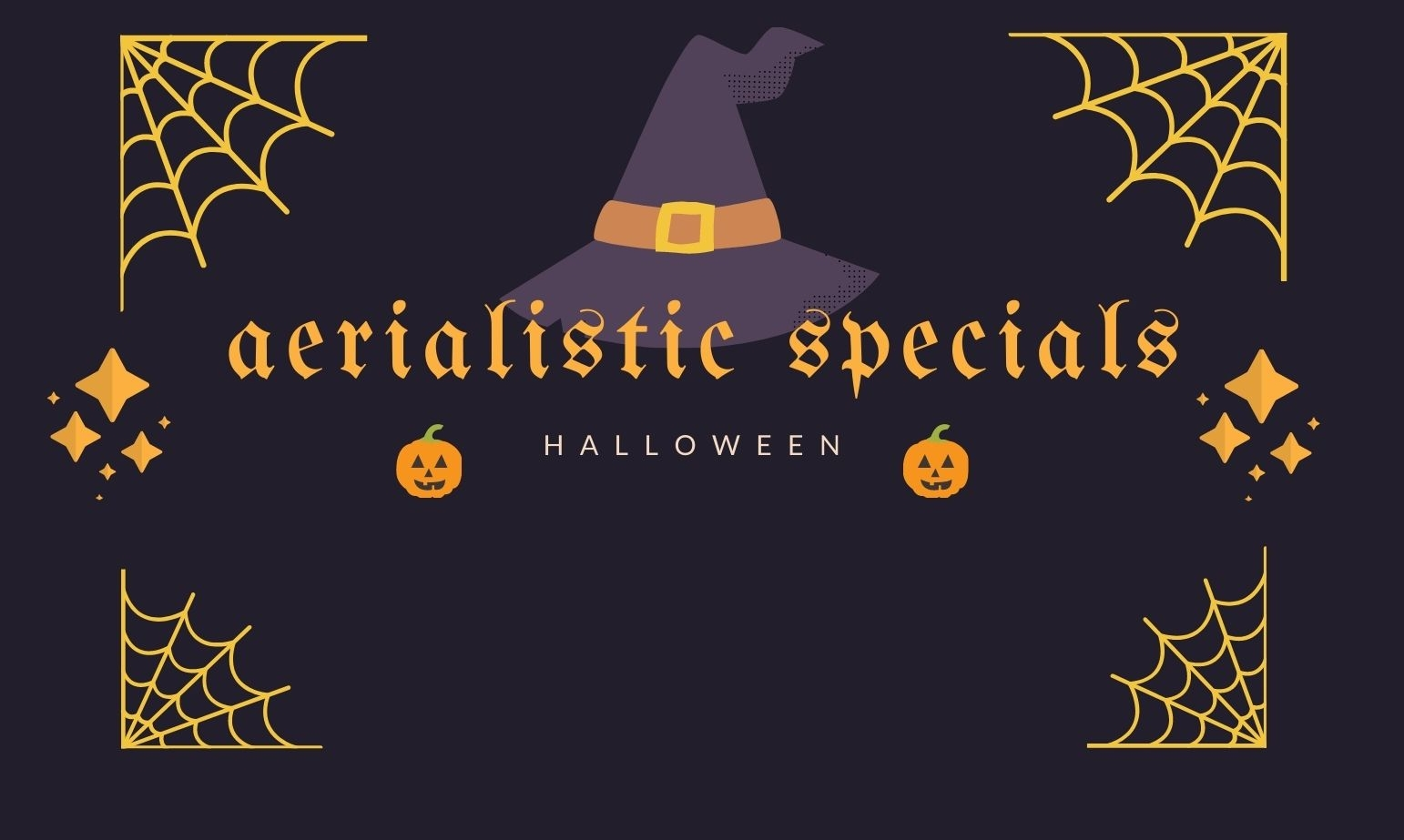 HALLOWEEN SPECIALS bei Aerialistic Body & Soul